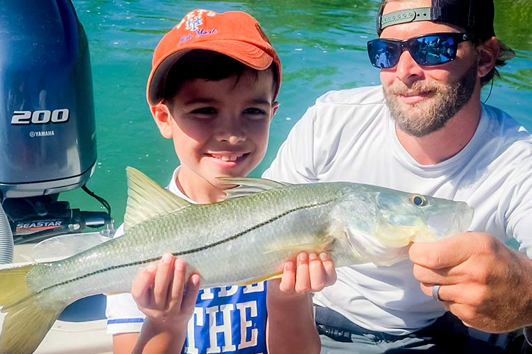 Marco Island Backwater Fishing fun for all ages | Florida Adventures and Rentals