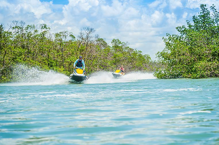 Best Marco Island Jet Ski Tours | Florida Adventures and Rentals