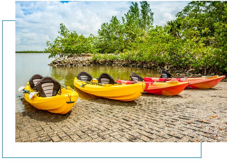 Marco Island Kayak Rentals | Florida Adventures and Rentals