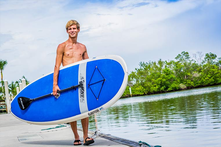 Best Paddleboard Rentals on Marco Island | Florida Adventures and Rentals