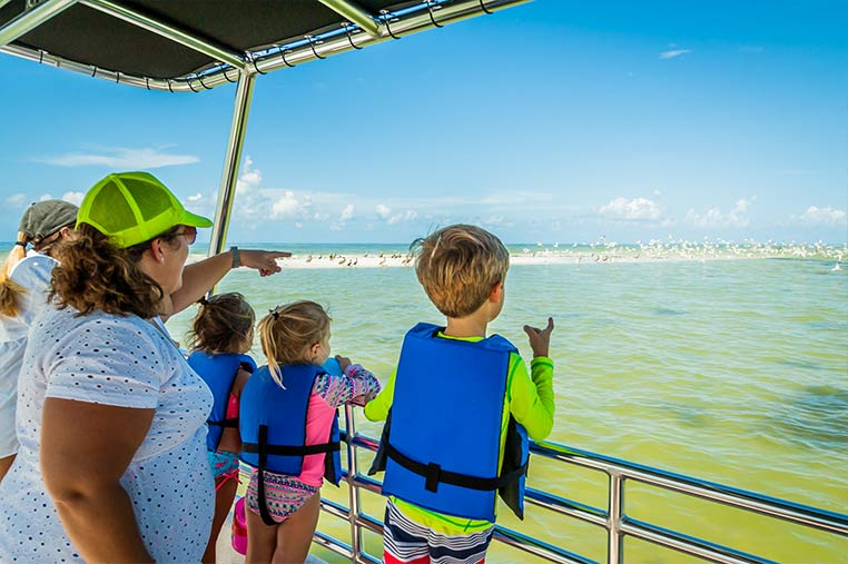 Marco Island Boat Tours are fun for all ages | Florida Adventures and Rentals
