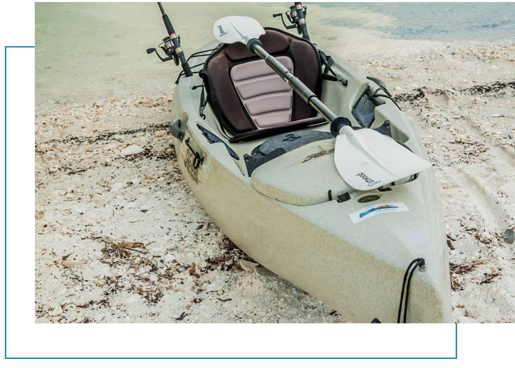 Fishing Kayak Rentals Marco Island | Florida Adventures and Rentals