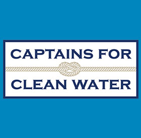 Captains for Clean Water Certification Logo | Florida Adventures and Rentals