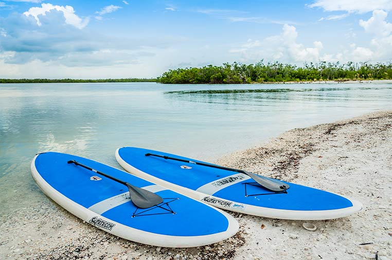 Paddleboard Rentals on Marco Island | Florida Adventures and Rentals