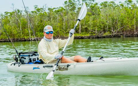 Fishing Kayak Rentals on Marco Island | Florida Adventures and Rentals