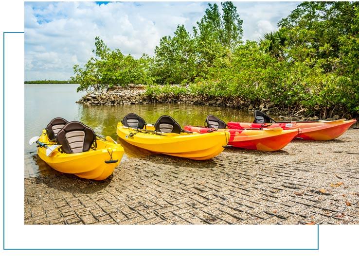 Kayak Rentals Marco Island | Florida Adventures and Rentals