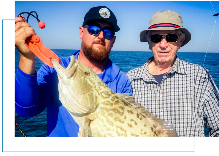 Marco Island Offshore Fishing Charters | Florida Adventures and Rentals