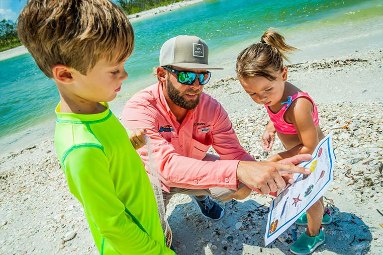 Educational and Fun Shelling Tours Marco Island | Florida Adventures and Rentals