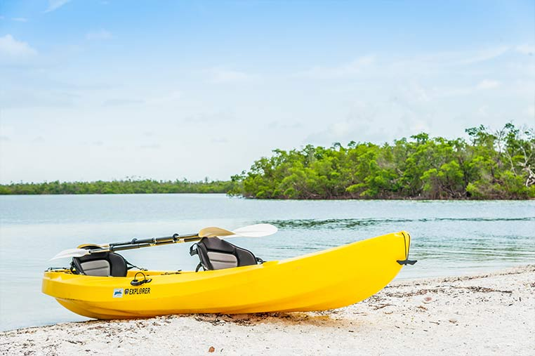 Tandem Kayak Rentals on Marco Island | Florida Adventures and Rentals